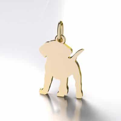Ashanger Hond, geelgoud