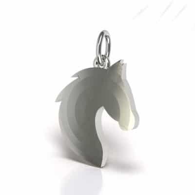 Ashanger Paard, witgoud
