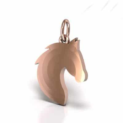 Ashanger Paard, roségoud