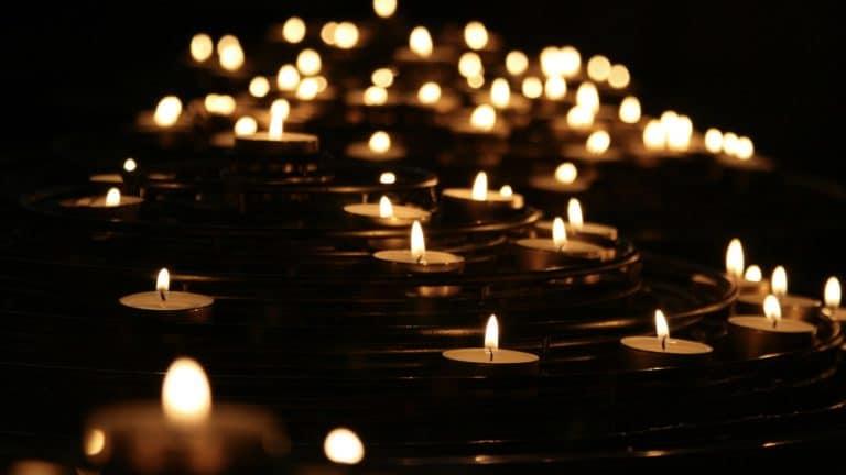 Gedicht voordragen op een begrafenis